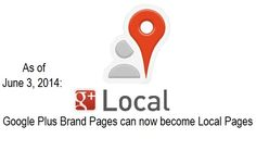 As of June 3, 2014, Google announced that if you have a Google Plus Page which is NOT a Google+ Local Page, the page can now be connected to Google Maps.  http://www.telapost.com/google-plus-brand-pages-upgraded/