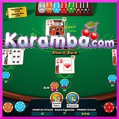 Se gostas dos jogos de cartas, não percas a mesa de Blackjack na Karamba.com. Com uma agradável música de fundo e efeitos de som que acompanham ao reparto de cartas e ao colocar as fichas, sentir-te-ás como num casino real.