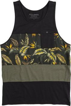 Doing all in your power to hold onto those summertime vibes? Do more and get this Billabong tank at Pete Smith's! Tank Shirt, Tank Man, Cool Outfits, Summer Outfits, Skate Style, Camisa Polo, Summer Tank Tops, Summer Wear, Look Cool