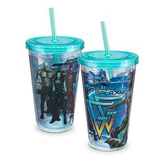 ThinkGeek :: Guardians of the Galaxy 18 oz Acrylic Travel Cup