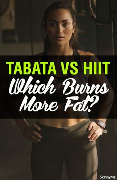 Tabata vs HIIT: Which Burns More Fat? #tabata #hiit #workout #fitness #fatburn #weightloss #fatburning #exercises #getfit #fatloss