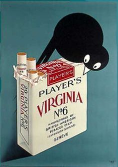 I think this targets children because of the little cartoon bird sitting on the cigarette carton. This might make kids want to smoke because most kids like cartoons and want to be like the characters they like.