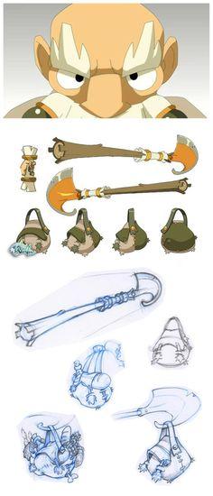 Accessoires de Ruel stroud Stephane Baton
