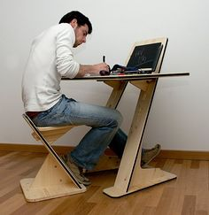 cool chair / desk