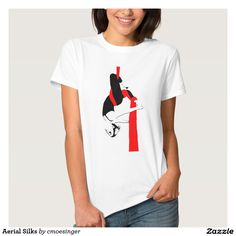 Aerial Silks Tee Shirt