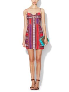 perfect vacation look! Amy Sweetheart Dress by Dolce Vita at Gilt