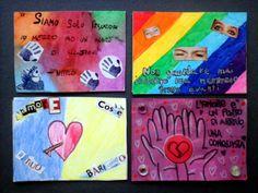 Anche gli studenti di terza A hanno concluso le creazioni delle Cards. Abbiamo sviluppato la tematica delle canzoni RAP. Ognuno ha scel...