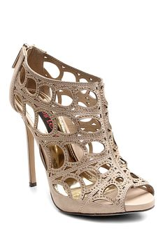 Too Pretty Heel by Two Lips on @nordstrom_rack