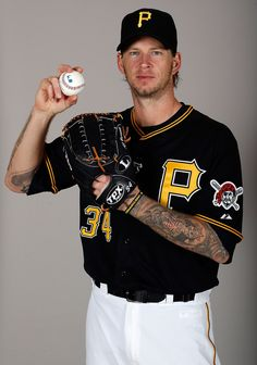 A.J. Burnett Photo - Pittsburgh Pirates Photo Day
