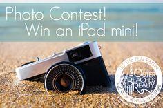 Enter for a chance to win an iPad Mini! www.outerbeaches.com