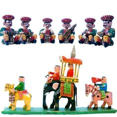 Buy Musician Set n Get Procession Handicraft Free  www.celebstall.com