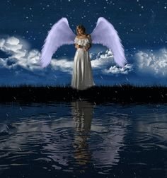 When you accept your Guardian Angel, you accept  That you never Walk alone  ^i^  ^i^