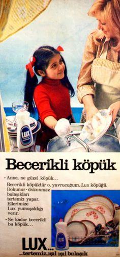 OĞUZ TOPOĞLU : lux sıvı bulaşık deterjanı 1975 nostaljik eski rek...