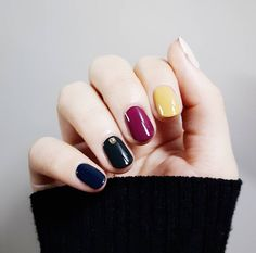 When you can't pick just one #nails #makeup #beauty