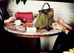 #Fendi Peek A Boo #Street #Style: what to wear