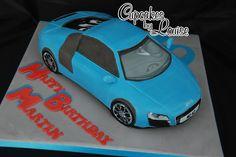 I want an Audi R8 cake :D
