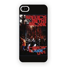 New Kids on The Block iPhone 4 4s and iPhone 5 Case
