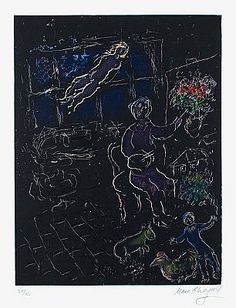 L'Atelier de Nuit (The Studio at Night), 1980