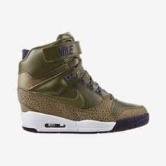 I want to hate these but I can't?! | Nike Air Revolution Sky Hi Women's Shoe