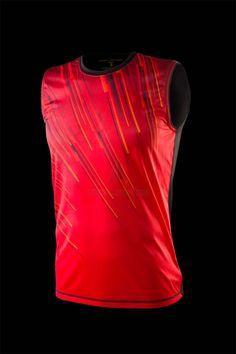 Áo thể thao Tennis Alien Armour Men's Ulight Sleeveless A011