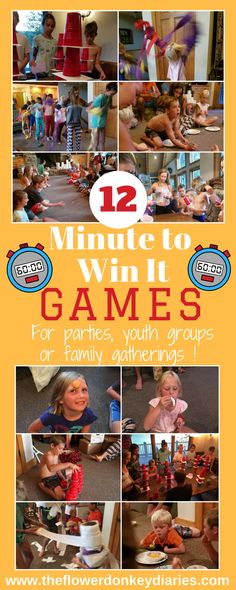 Fun Group Games For Kids Teamwork 31 Ideas For 2019 Party Games Group, Group Games For Kids, Kids Party Games, Party Activities, Camping Activities, Holiday Activities, Group Challenges For Kids, Dancing Games For Kids, Fun Camp Games