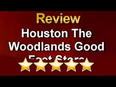 Houston The Woodlands Good Feet Store The Woodlands          Outstanding...