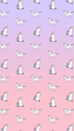 Wallpaper Unicorn Tumblr!!! Papel de parede unicórnio fofo!! Segue aí q tem muitooo mais!!! #Wallpaper #Tumblr #Unicorn -Wallpaper Tumblr