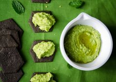 Broad bean hummus with lemon zest and mint, Nigel Slater broad bean hummus | Food and the Fabulous