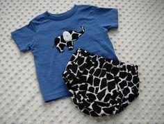 Boys can do minky too:)  Minky Dot Diaper Cover  Custom Design   Sizes 3 6 by FunkeyMonkeyy