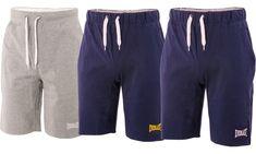 new styles 9f1c2 1a15c Recensione Coupon Abbigliamento Sportivo   Scarpe Groupon.it Bermuda  felpato da uomo Everlast disponibili in