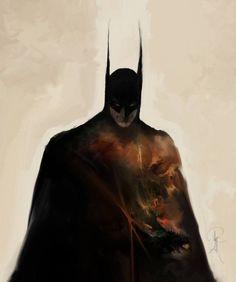 Batman by Alberto Varanda