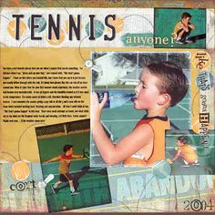 sports scrapbooking layouts   ... scrapbook pages baseball scrapbook pages music and dance scrapbook