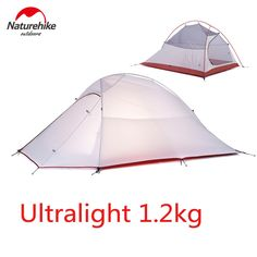 Cheap 4 season ultralight tent Buy Quality tent for 2 directly from China outdoor c&ing tent Suppliers Naturehike Nylon Silicone Fabric Outdoor C&ing ...  sc 1 st  Pinterest & Pin by CampingFishing987 on 2 person tent   Pinterest   Layering