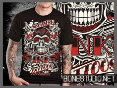 Tattoos T Shirt Design Style | T shirt Designer|T shirt Design|Graphic ...