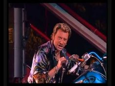 Johnny Hallyday - Gabrielle Ara Bleu, Mike Brant, Johnny Halliday, Jean Philippe, Coran, Jazz Music, Stand By Me, His Eyes, Hard Rock