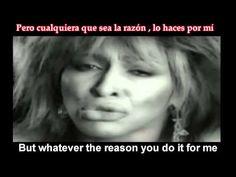Tina Turner What's Love Got To Do With It Subtitulado Español Ingles - YouTube