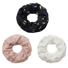 New Women Fashionable Light Weight Infinity Wrap Cowl Scarf Circle Loop Scarves