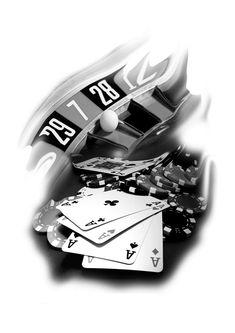 Resultado de imagem para tattoo casino