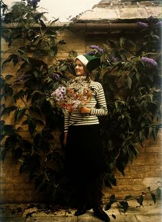Rare and Beautiful Color Portraits of Mervyn O'Gorman's Daughter in 1913