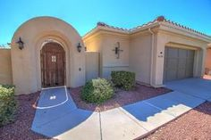 """Sun City West Arizona Adult Community Homes For Sale  $299,900, 2 Beds, 2 Baths, 1,904 Sqr Feet  LOCATION! On quiet street with a Gorgeous Private Court Yard. This spectacular home The San Marco has an open floor plan featuring Plantation Shutters throughout home, 18"""" Designer Tile in all areas except Bedrooms. Huge Great room, Cosy Fireplace,  Oversized Den, Split Master with sitting area & laA complete and FREE UP-TO-DATE list of Phoenix homes for sale in Adult Communities!  http.."""