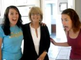 Mom and Sister Posing For a Photo Get a Pregnancy Surprise!