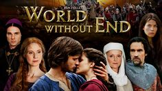 World Without End Not great, but ok.