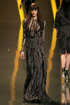 Elie Saab Fall 2012 | POPSUGAR Fashion Photo 1