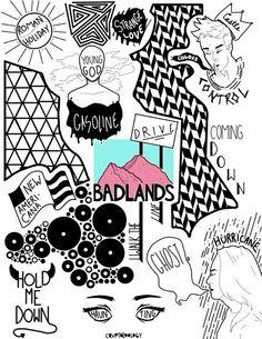 Badlands // Halsey