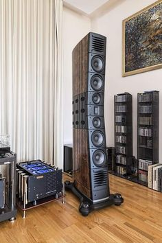 Pro Audio Speakers, Audiophile Speakers, Hifi Audio, High End Hifi, High End Audio, Mc Intosh, Audio Studio, Recording Studio, Room Acoustics