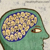 Hearing voices is common in schizophrenia. But what is hearing voices really like?   www.HealthyPlace.com