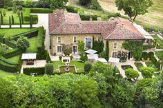 Tuscany luxury boutique hotel