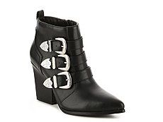 Luichiny Not Too Much Western Bootie $50