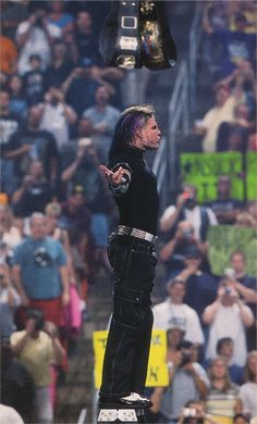 Wrestling Posters, Wrestling Wwe, Wwe Lucha, Wwe Jeff Hardy, Hardy Brothers, Wrestlemania 32, The Hardy Boyz, Wwe Pictures, Wrestling Superstars