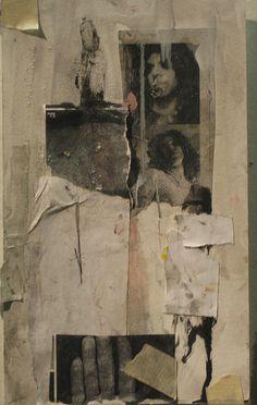 Art Collage - Arte materico Adolfo Vásquez Rocca